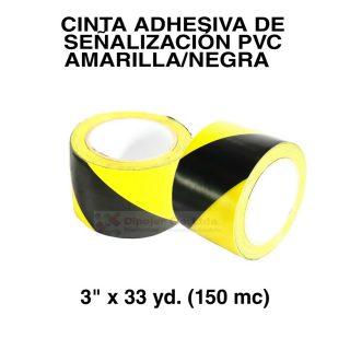 cinta adhesiva de señalizacion